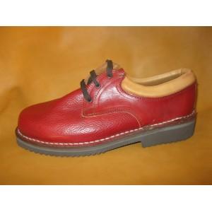 scarpa bassa tomaia vitello pienofiore art 151